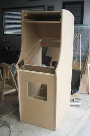 how to make an arcade cabinet woodmaking and geekery scratch building an arcade cabinet 56k go