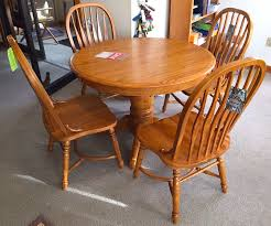 Pedestal Tables And Chairs Tennessee Enterprises 42