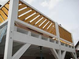 holzbelag balkon balkon terrasse holz im garten holzbau partner gmbh