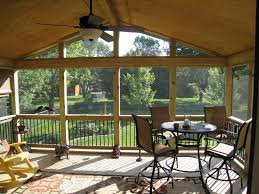 Shed Roof Screened Porch Metal Roof Screened Porch 68 With Metal Roof Screened Porch