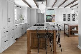 white kitchen cabinets with island lakeside development kitchens lakeside development
