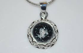 necklaces for ashes from cremation cremation jewelry ashes necklace made in honor of your necklaces