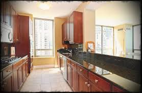 one wall kitchen with island designs one wall kitchen designs with an island design small set kitchen