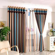 striped bedroom curtains sound absorption shabby chic curtains on sale free shipping