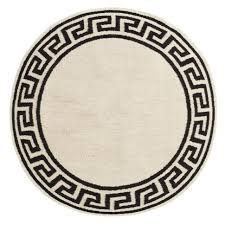 Where To Buy Area Rug Decoration Black And White Circle Rug Floor Rugs For Sale