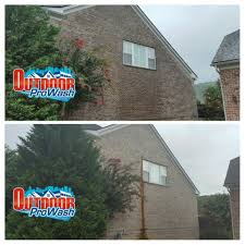 Home Exterior Cleaning Services - outdoor prowash pressure washing