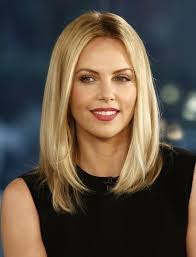 today show haircuts today pictured charlize theron appears on nbc news today