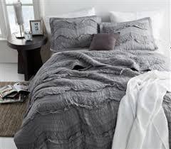 Ruffled Comforter Twin Xl Comforters College Dorm Bedding