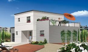 extension maison contemporaine kit extension maison toit plat u2013 maison moderne
