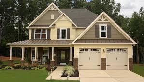 cool design home exterior ideas featuring grey color vinyl siding
