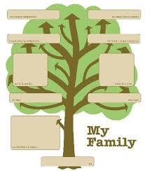 simple family tree templates download free u0026 premium templates