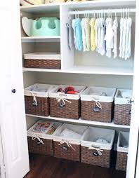 storage for baby room solution for nursery storage baskets