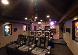 Pictures Of Finished Basement by 23 Amazing Finished Basement Theaters For Movie Time