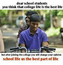 Drunk College Student Meme - 25 best memes about college life college life memes