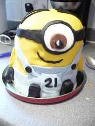 minion cake justathought
