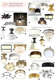 semi flush kitchen light fixtures flush kitchen lighting the best flush mount lighting fixtures semi