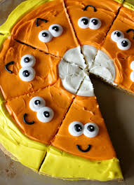 munchkin munchies candy corn pumpkin cookie pizza