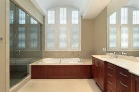 White And Beige Bathrooms 52 Master Bathroom Designs With Beautiful Woodwork