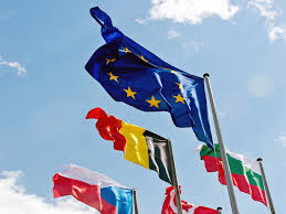 Flag Of The European Union Collaboration Between University Of Essex And Eurostat Publishes