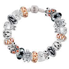 pandora halloween pandora halloween bracelet spoooooky oooooky