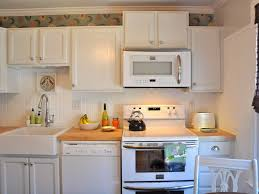 White Beadboard Kitchen Cabinets Astonishing Top Pleasurable White Beadboard Kitchen Cabinet Pict