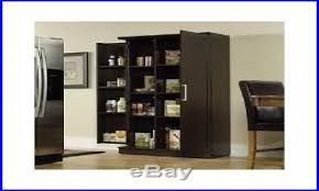 image of kitchen pantry design white pantry storage cabinet with