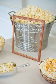 popcorn sayings for wedding 131 best popcorn bars images on marriage wedding