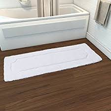 Bathroom Runner Rug 17x47 Bathroom Runner Rug Microfiber Laundry Room Machine Washable