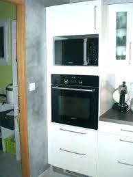 meuble de cuisine pour four et micro onde meuble de cuisine micro onde meuble cuisine four et micro onde