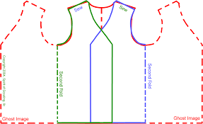 how to make a paper vest coloring page coloring page