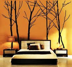 sticker mural chambre idée novateur stickers muraux pas cher pour la déco de la maison