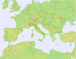 italy map italy weather map