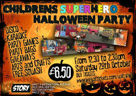 halloween parties and events for milton keynes kids 2016 milton