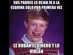 Memes Bad Luck Brian - recopilaci祿n de memes de bad luck brian el meme de la mala suerte