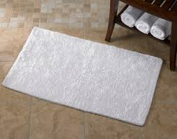 White Bathroom Rug Bath Rug Kessler Living Hotel Store