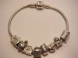 silver necklace pandora beads images Would you put non pandora beads on your pandora bracelet purseforum php%3