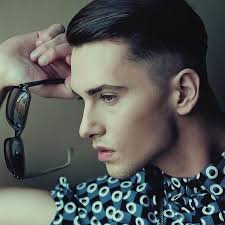 hair cut for men shaved on sides slicked back on top the edgy haircut for men of 2012 is the undercut shaved sides add