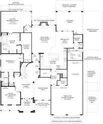 toll brothers americas luxury home builder townhouse house plan