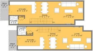 floor plans for small houses modern skinny solution for small house floor plans