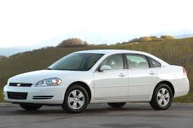 2007 chevrolet impala information and photos zombiedrive
