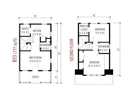 two small house plans two storey small house plans 1 small 2 storey house plans