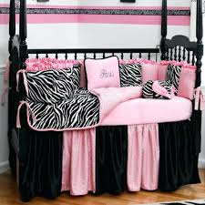 Animal Print Crib Bedding Sets Leopard Print And Pink Crib Bedding Bedding Designs