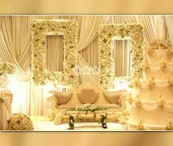 muslim decorations modern muslim weddings of wedding decorations