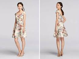 floral print bridesmaid dress 23 trendsetting floral bridesmaid dresses everafterguide