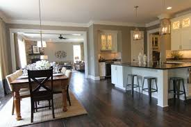 Open Plan Kitchen Dining Living Room Designs Inspiration Home Design - Open plan kitchen living room design ideas