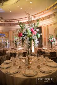wedding flowers ny floral design for a lotte new york palace wedding x