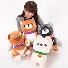 halloween dog toys mameshiba san kyodai halloween dog plush collection big tokyo