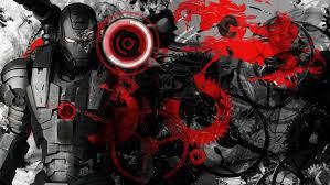 war machine iron man zerochan anime image board