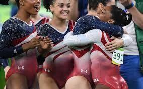 olympic gymnastics team usa nicknamed the final five dominated