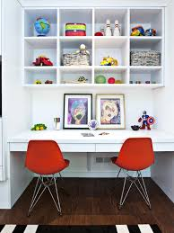 How To Build A Small Computer Desk by How To Create A Stylish And Organized Desk Space Hgtv U0027s